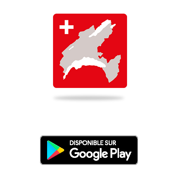 Vaud:guide télécharger l'app pour Androïd