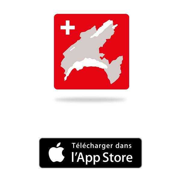 Vaud:guide télécharger l'app pour IOS